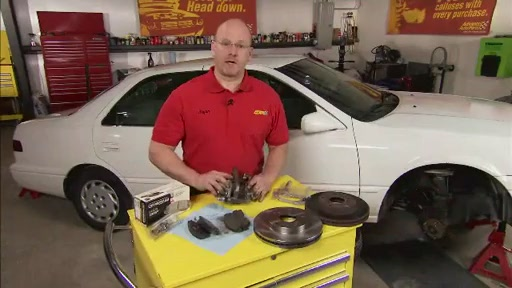 Changing Disc Brakes Step 4 - How Do you Know when to Change? - image 9 from the video