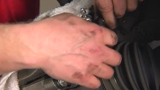 Wagner ThermoQuiet Ceramic Brake Pads - Front (4-Pad Set) QC1092 - image 5 from the video