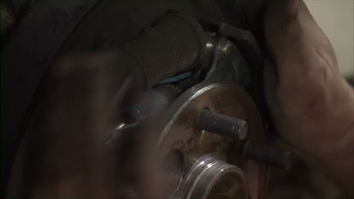 Wearever Changing Drum Brakes Step 6 - Adjust the Shoes and Install the Drum FR636 - image 8 from the video