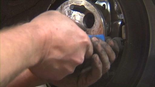 OTC 8 Piece Brake Tool Set OTC6516 - image 2 from the video