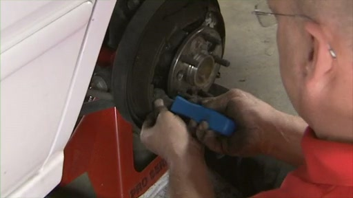 OTC 8 Piece Brake Tool Set OTC6516 - image 3 from the video