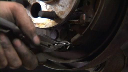 OTC 8 Piece Brake Tool Set OTC6516 - image 4 from the video