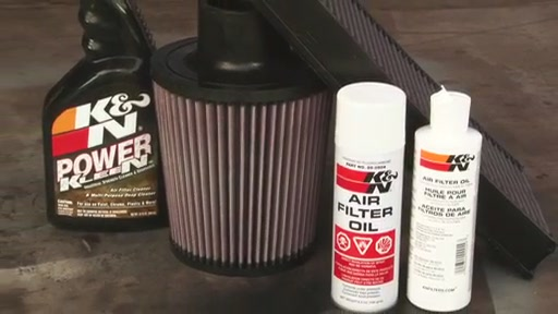 K&N Filter Care Service Kit - Squeeze 99-5050 - image 3 from the video