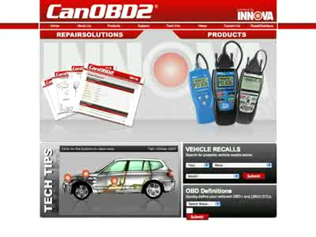 Innova 3160 OBD II CAN ABS SRS Live Data Diagnostic Scan Tool 3160 - image 9 from the video