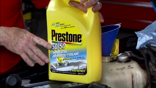 Peak How to check the coolant in your car? PKF0AB - image 7 from the video