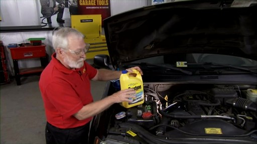 Peak How to check the coolant in your car? PKF0AB - image 8 from the video