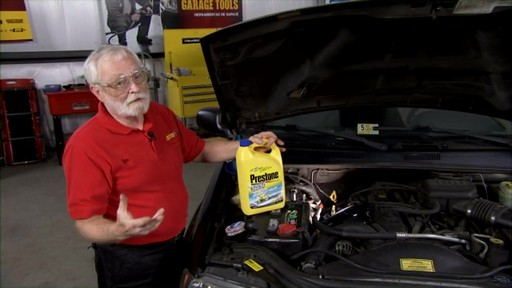 Peak How to check the coolant in your car? PKF0AB - image 9 from the video