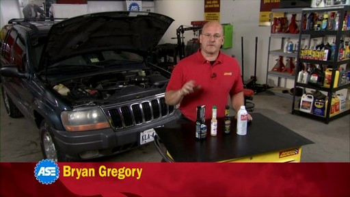 Lucas Fuel System and Injector Cleaners SF16 - image 1 from the video