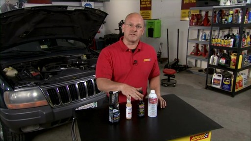 Lucas Fuel System and Injector Cleaners SF16 - image 2 from the video