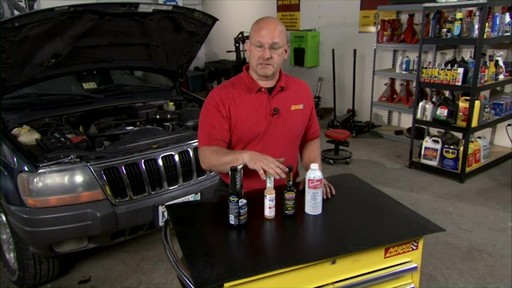 Lucas Fuel System and Injector Cleaners SF16 - image 3 from the video