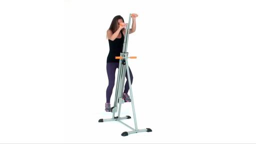 conquer vertical climber fitness machine