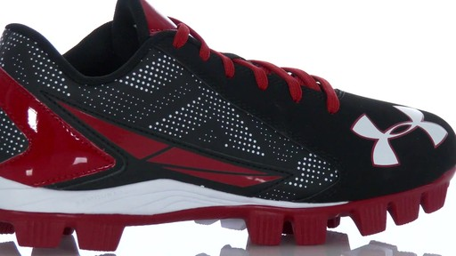 under armour molded baseball cleats