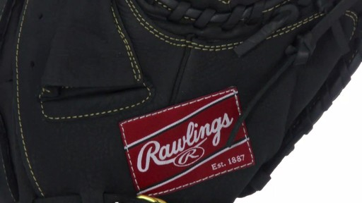 Rawlings Youth Renegade Series Catcher Baseball Glove » Baseball