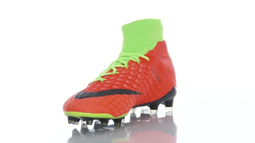 fb952f194fb Cheap Nike Hypervenom Phelon III Kids Football Boots (Fg - Electric Green  Orange)