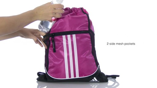 16c5488a8b85 Buy adidas sackpack purple   OFF43% Discounted