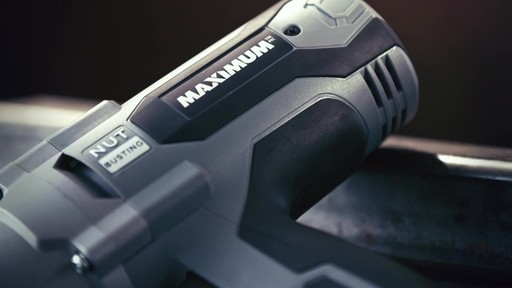 MAXIMUM NB Impact Wrench - image 1 from the video
