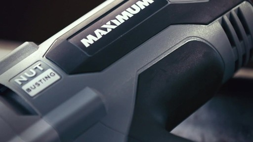 MAXIMUM NB Impact Wrench - image 3 from the video
