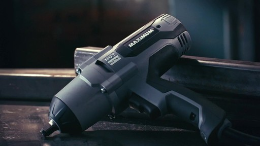 MAXIMUM NB Impact Wrench - image 8 from the video