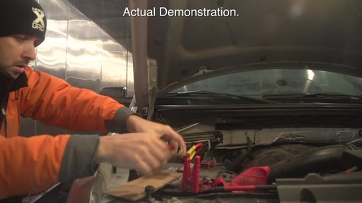 Extreme Temperature Test: NOCO Genius Boost, Lithium Ion Jump Starter - image 4 from the video