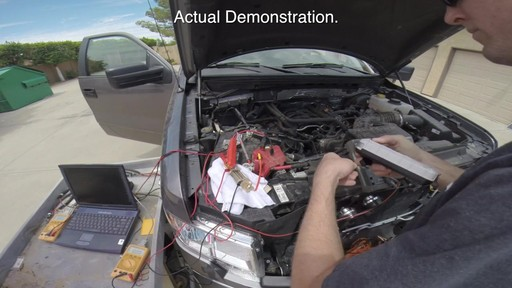 Extreme Temperature Test: NOCO Genius Boost, Lithium Ion Jump Starter - image 8 from the video