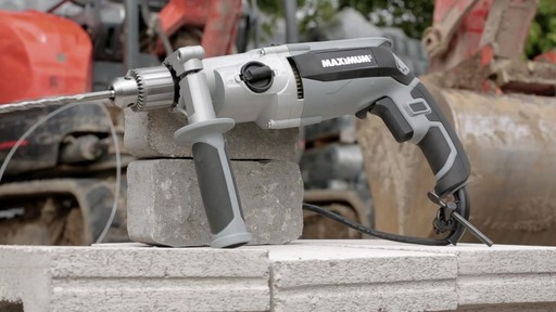 MAXIMUM Hammer Drill - image 3 from the video