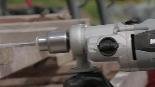 MAXIMUM Hammer Drill - image 8 from the video