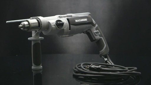 MAXIMUM Hammer Drill - image 9 from the video