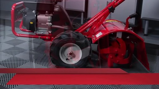 Troy-Bilt Rear Tine Tiller, 208 CC - image 8 from the video