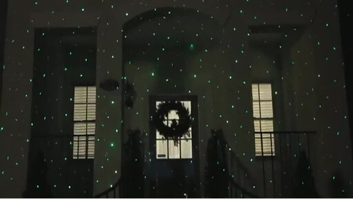 NOMA Light Projector- Holiday - image 1 from the video