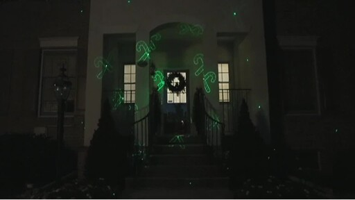 NOMA Light Projector- Holiday - image 3 from the video