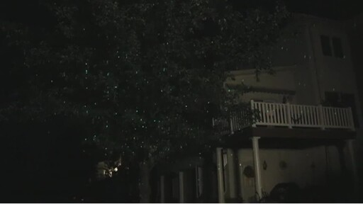 NOMA Light Projector- Holiday - image 8 from the video