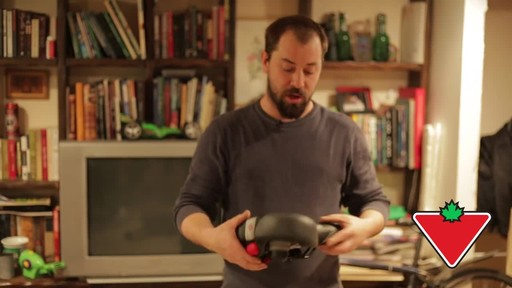 Schwinn Ultra Air Pump Bike Seat - Jordan's Testimonial - image 10 from the video