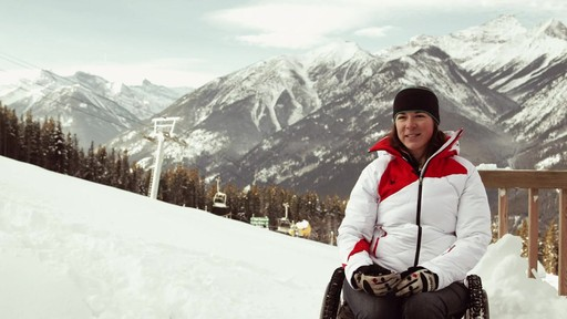 Para Skier Kimberly Joines describes her journey to the Paralympics - image 10 from the video
