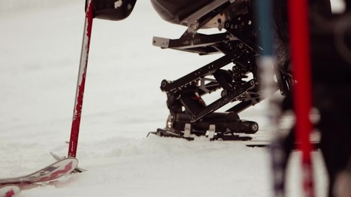 Para Skier Kimberly Joines describes her journey to the Paralympics - image 5 from the video