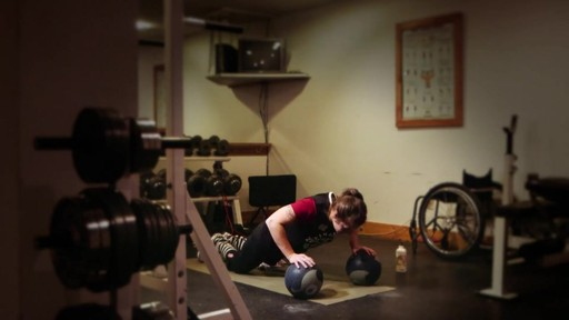 Para Skier Kimberly Joines describes her journey to the Paralympics - image 6 from the video