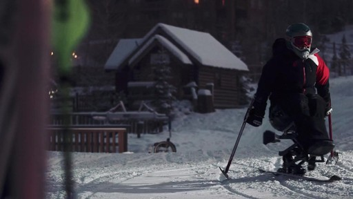 Para Skier Kimberly Joines describes her journey to the Paralympics - image 8 from the video