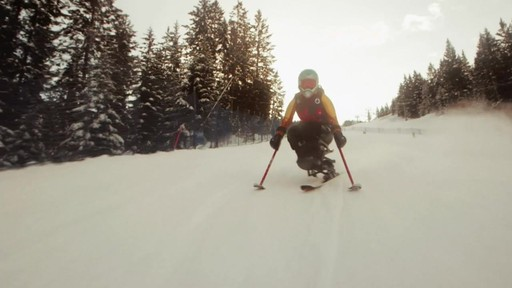 Para Skier Kimberly Joines describes her journey to the Paralympics - image 9 from the video