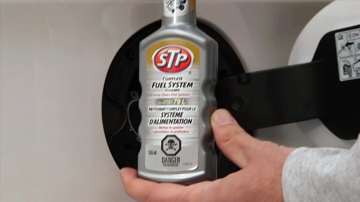 STP Complete Fuel System Cleaner - image 2 from the video