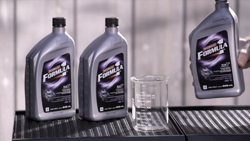 MotoMaster F1 snowmobile Injector oil - image 4 from the video
