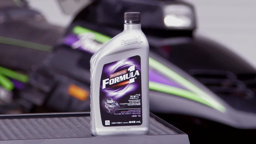 MotoMaster F1 snowmobile Injector oil - image 8 from the video