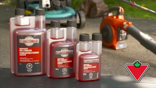 MotoMaster Fuel Stabilizer - image 1 from the video