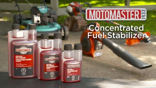 MotoMaster Fuel Stabilizer - image 2 from the video