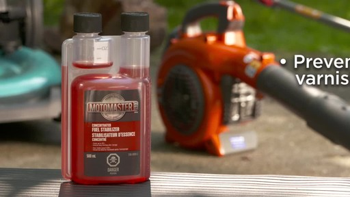 MotoMaster Fuel Stabilizer - image 5 from the video