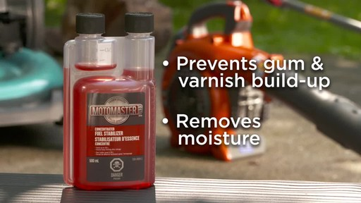 MotoMaster Fuel Stabilizer - image 6 from the video