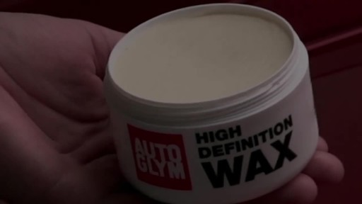 Autoglym High Definition Wax Kit - image 1 from the video