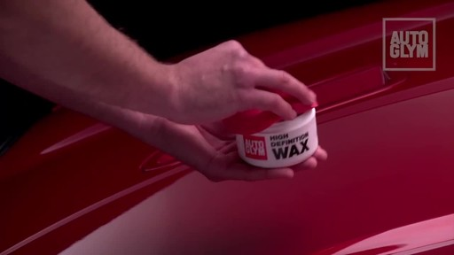 Autoglym High Definition Wax Kit - image 2 from the video