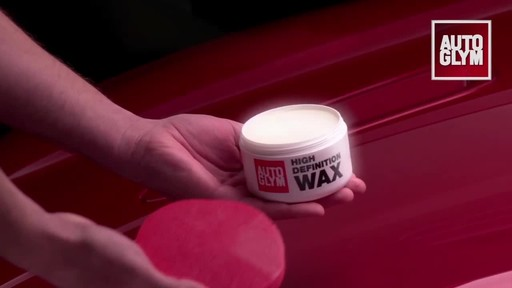 Autoglym High Definition Wax Kit - image 3 from the video