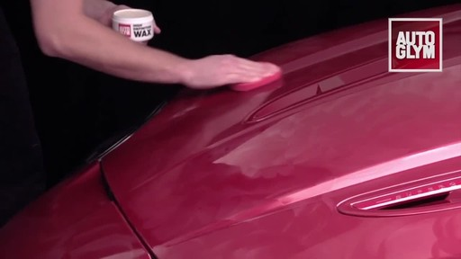 Autoglym High Definition Wax Kit - image 4 from the video