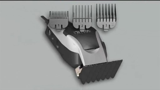 Wahl Clip 'N Trim Haircutting Kit - image 1 from the video