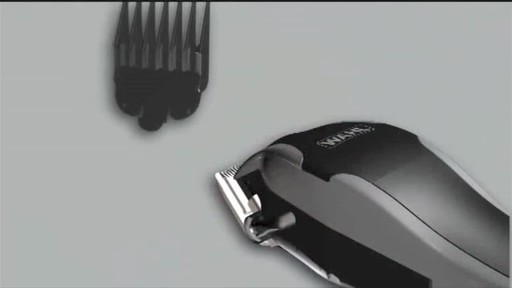 Wahl Clip 'N Trim Haircutting Kit - image 2 from the video